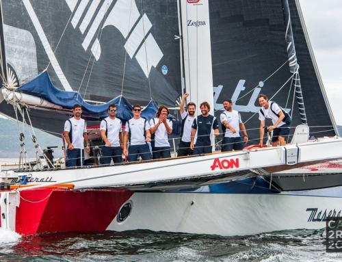 Giovanni Soldini: «È stata una regata molto combattuta fino alla fine»