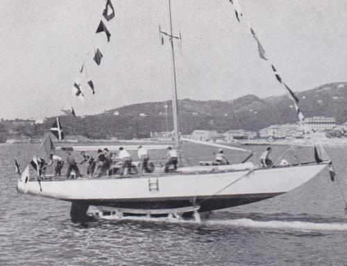 Il mito di Baglietto allo Yacht Club Italiano