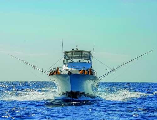 Barche da pesca: un fisherman su misura