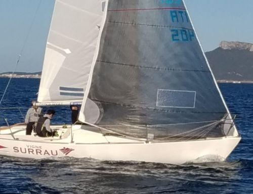 Un week end di grandi regate nelle acque del Golfo di Olbia per la Flotta Sarda J24