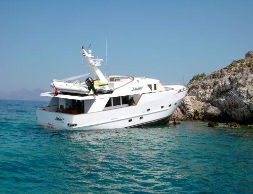 Incaglio e insabbiamento della barca perché può accadere e come uscirne