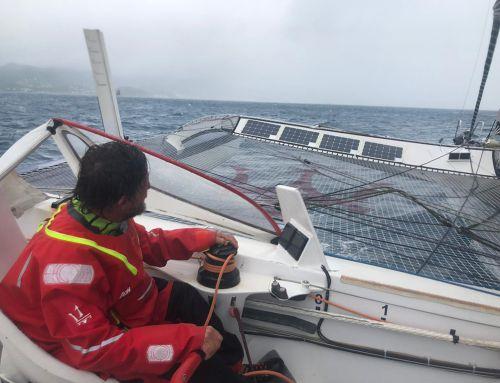 Giovanni Soldini e Maserati Multi 70 vincono la terza e ultima prova nella Caribbean Multihull Challenge
