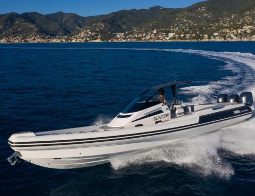 Lomac all'Eurasia Boat Show