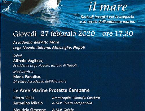 ConosciAmo il mare: 2° seminario per la tutela dell'ambiente marino