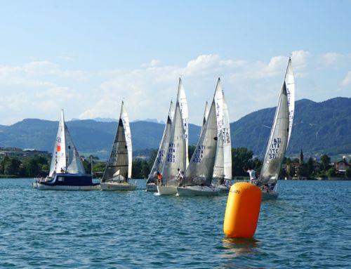 Nasce una nuova Flotta J24: la Classe Italiana dà il benvenuto a quella di Agropoli