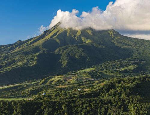 Caraibi: Isola Martinica, fra Spiagge, Fiori e Vulcani