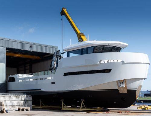 Lynks Yachts, varato il secondo YXT 24 Evolution