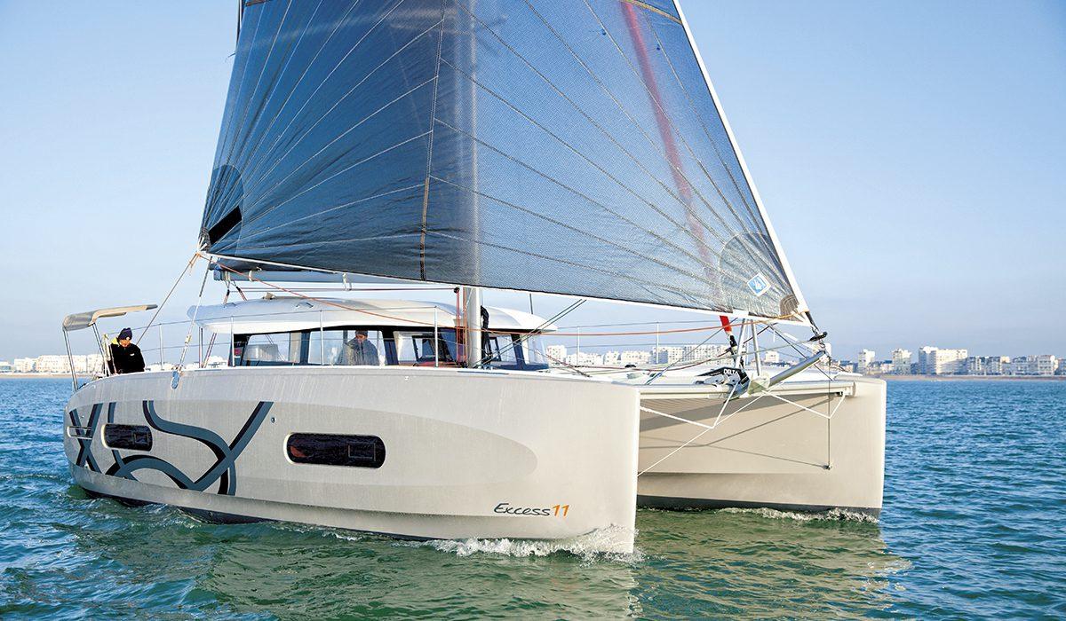 Excess Catamarans 11