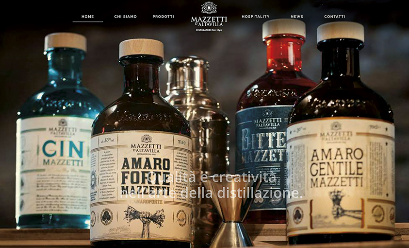 Distillati Mazzetti d'Altavilla