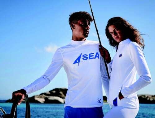 4SEA, lo sportswear ecosostenibile