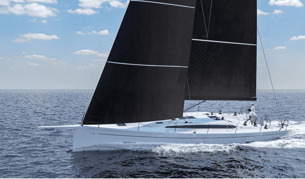 Italia Yachts1498-navigazione