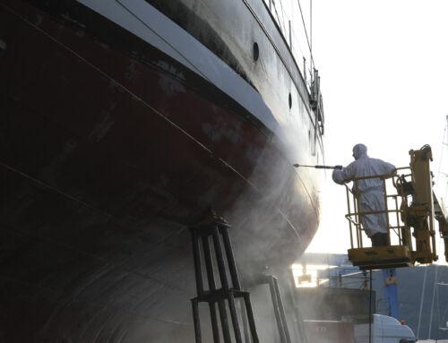 Il contratto di refitting di uno yacht (sesta parte)
