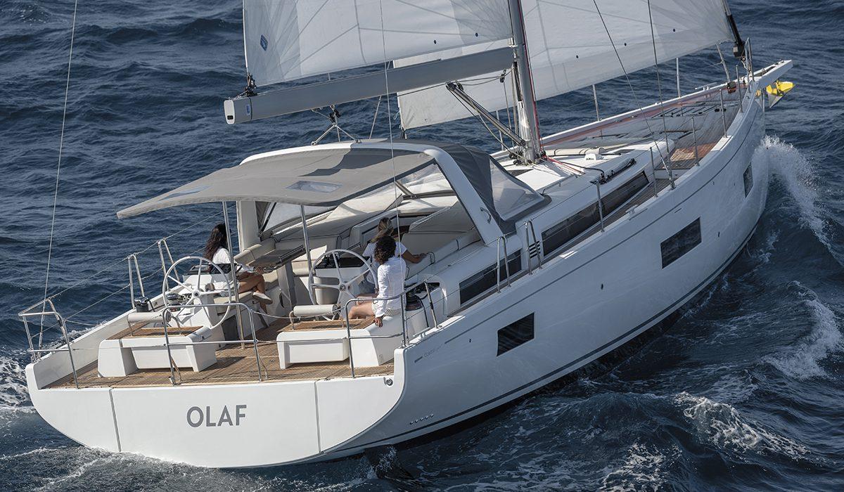 Beneteau Oceanis Y54