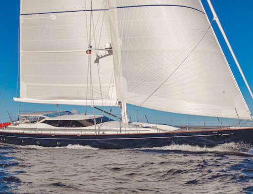 """Avventura caraibica con """"Thandeka"""", yacht a vela di 37 metri"""