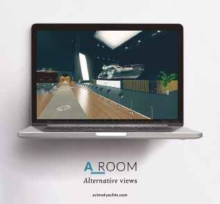 Virtual room Azimut