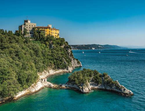 Friuli Venezia Giulia, Golfo di Trieste, prima parte