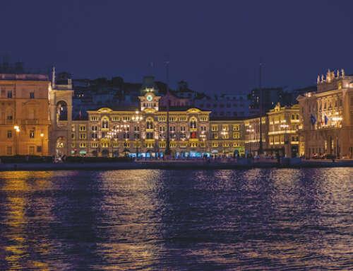 Friuli Venezia Giulia, Golfo di Trieste, seconda parte
