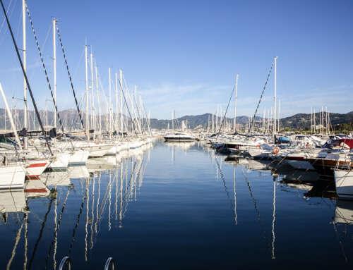 A Marina d'Arechi approda Seabin, un innovativo sistema di raccolta di plastica in mare