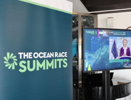 Appello mondiale per un cambiamento urgente nella nostra relazione con il pianeta blu a The Ocean Race Summit Europe