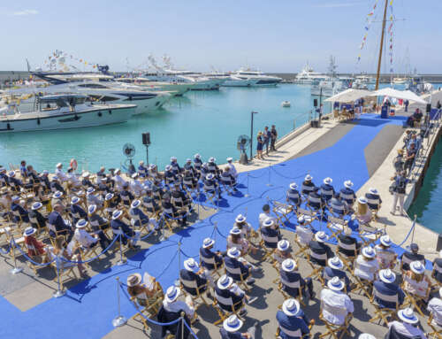 Inaugurato ufficialmente il porto turistico di Cala del Forte a Ventimiglia
