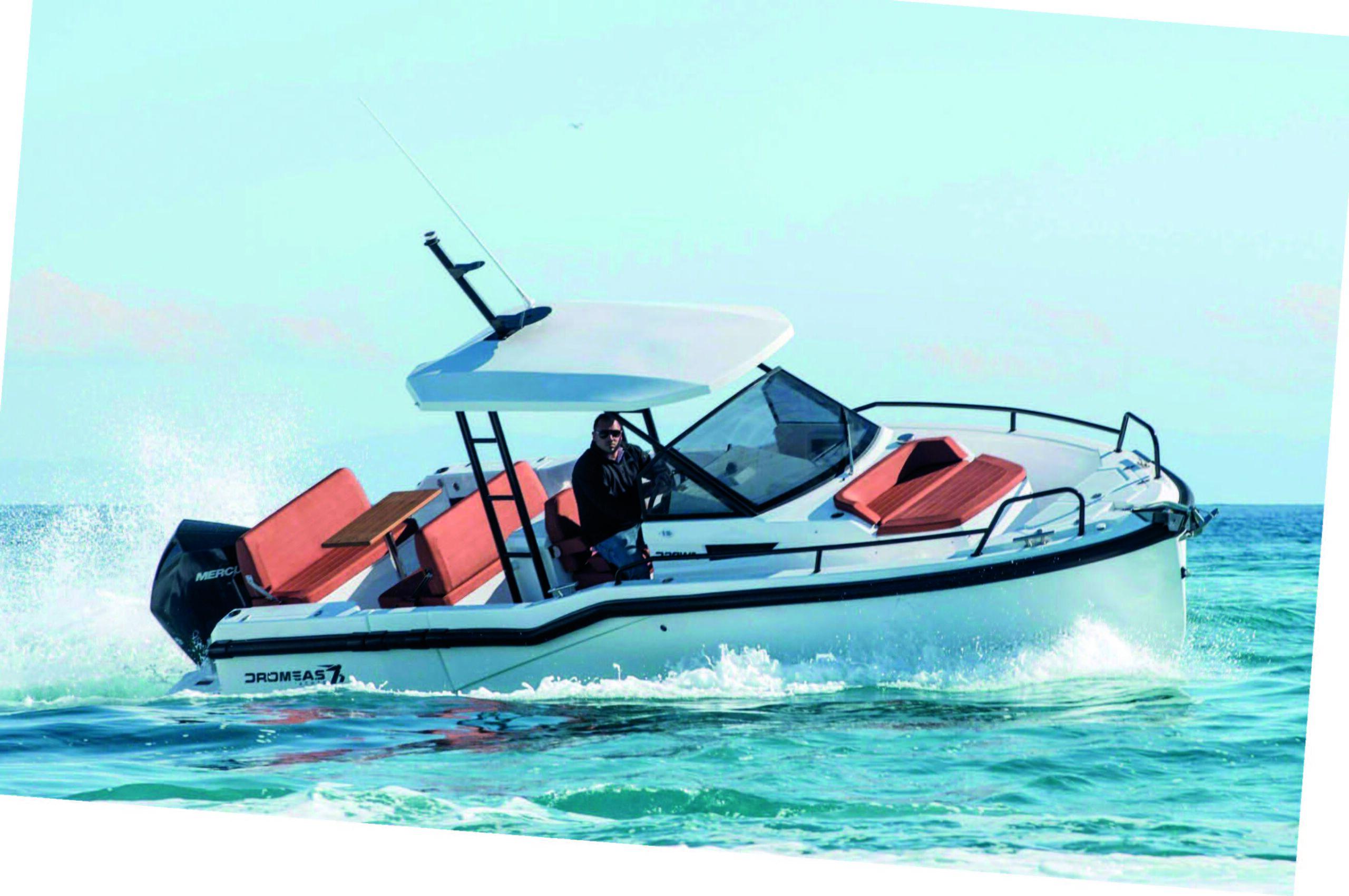 Dromeas Yachts