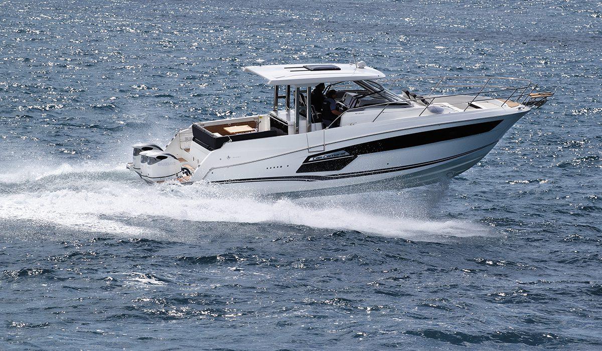 Prova di navigazione del Cap Camarat 12.5 WA – Jeanneau
