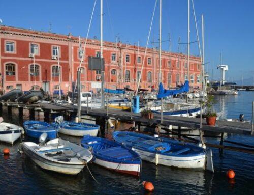 La Lega Navale di Napoli ospita la Goletta Verde di Legambiente