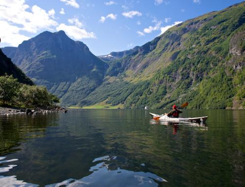 Norvegia, Bergen e il Sognefjord: Rotte nordiche