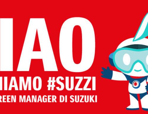 Arriva Suzzi, il green Manager di Suzuki Marine che ha l'ambiente nel cuore