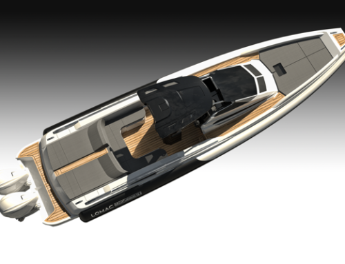 Lomac al Cannes Yachting Festival con due modelli in anteprima mondiale