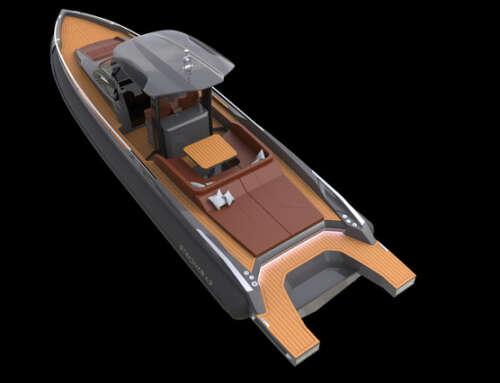 Premiere mondiale per Stradivari 43 al Cannes Yachting Festival 2021