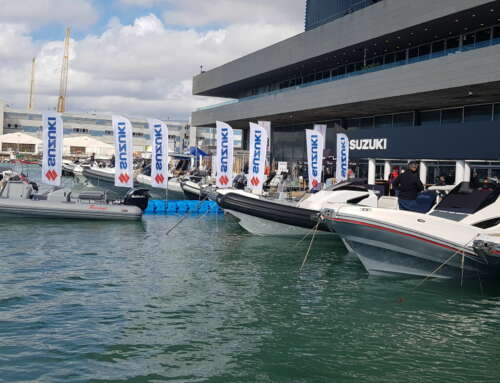 Suzuki al 61° Salone Nautico Internazionale di Genova