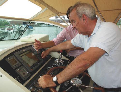 Consigli per l'Acquisto di una barca –  La prova in mare