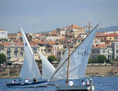 Vela Latina: è Shardana il re di Sardegna