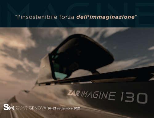 Zar Formenti al Salone Nautico Internazionale di Genova 2021