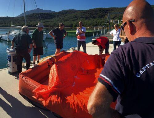 Captains and Crew: corso per skipper e hostess