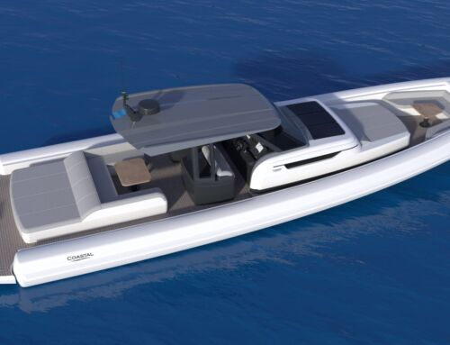 Coastal presenta il nuovo MAG 60, 19 metri dal design minimalista