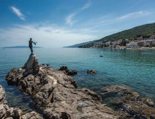 Croazia, Quarnero: la Riviera di Opatija