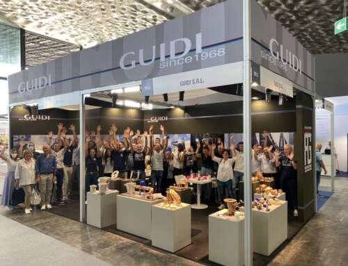 Successo per Guidi e Andrea Fantini  al Salone nautico di Genova