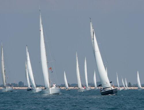 """Nel weekend a Venezia oltre 32 imbarcazioni per la """"Io&Te, un uomo e una donna in vela"""""""