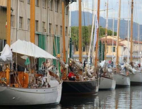 XVI raduno Vele Storiche Viareggio