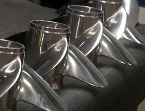 Piena capacità produttiva per Yamaha Marine Precision Propeller negli Stati Uniti
