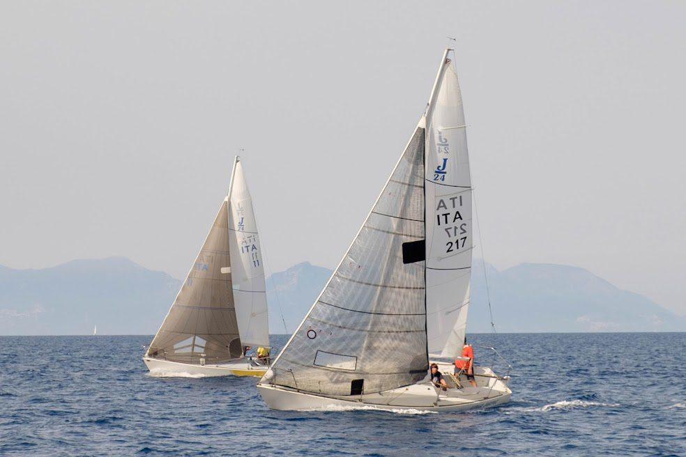 Nel prossimo week end le Flotte J24 in regata da Marina di Carrara a Genova fino ad Agropoli
