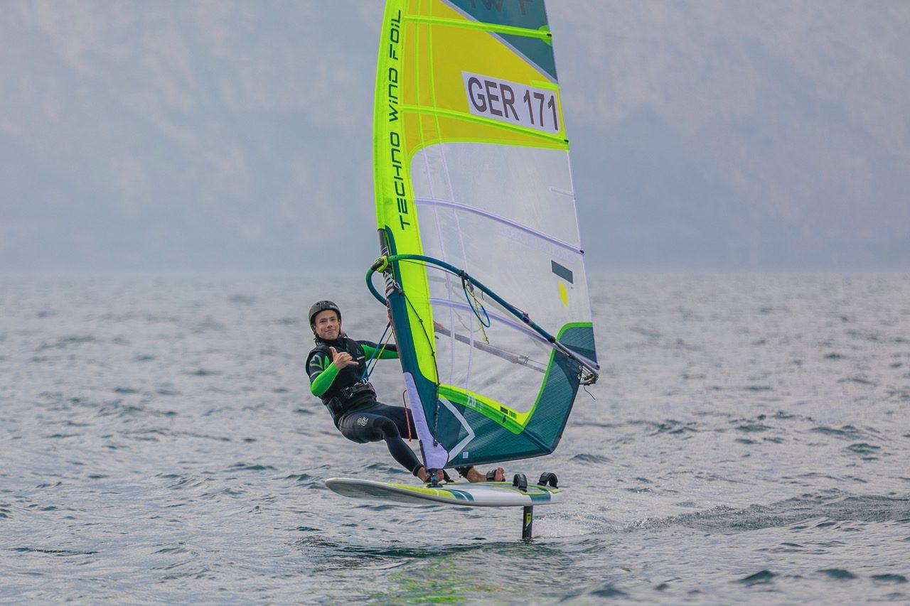 Sul Garda Trentino un finale di stagione di windsurf e Vela Internazionale