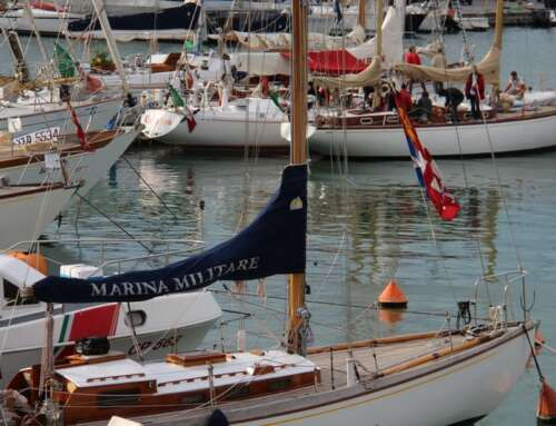 Un secolo di storia della vela al XVI Raduno Vele  Storiche Viareggio
