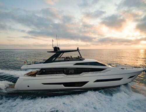 Ferretti Group al Fort Lauderdale International Boat Show 2021