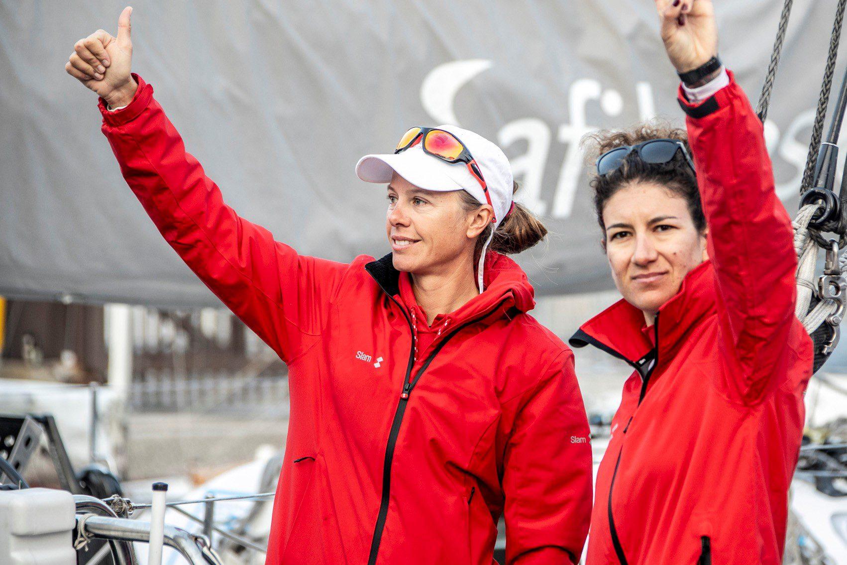 Equal Sailing: la nuova sfida di Francesca Clapcich e Giulia Conti