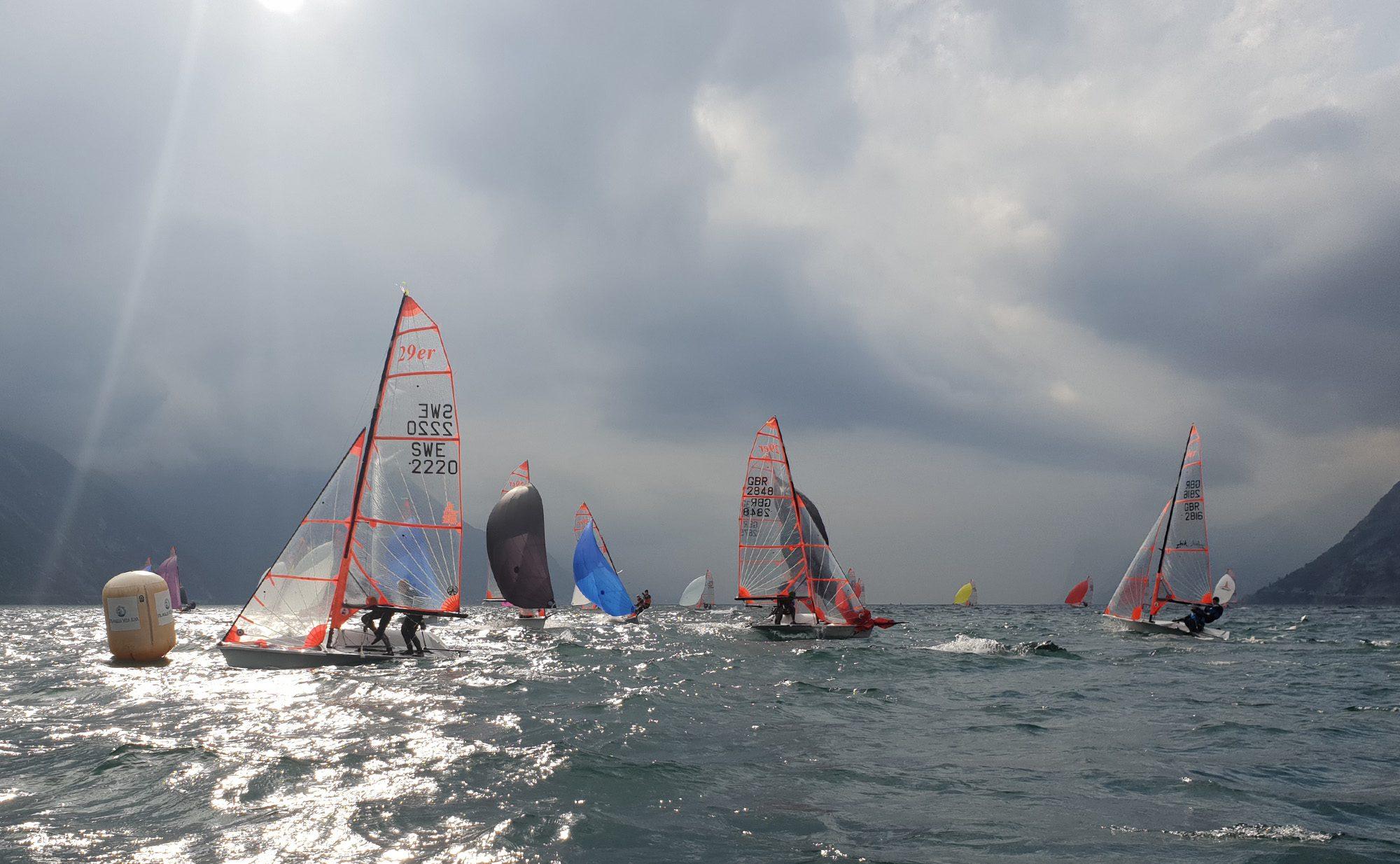 2021 Zhik 29er European Championship